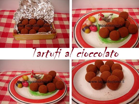 Tartufi al cioccolato 8