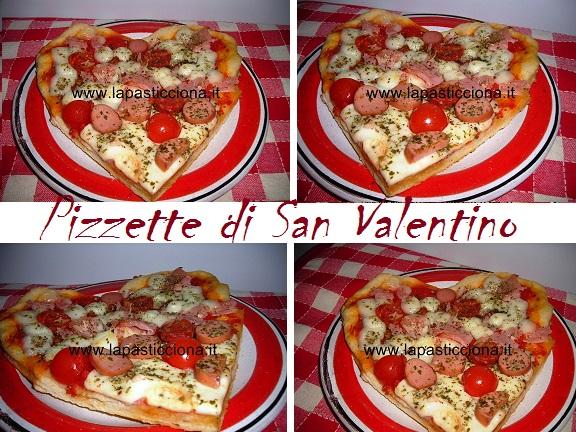 Pizzette di San Valentino
