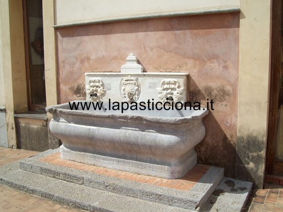 Fontana dell'antivilla