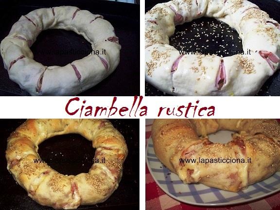 Ciambella rustica 8