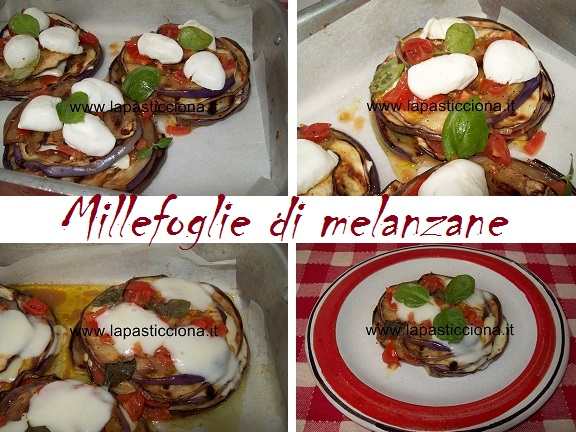 Millefoglie di melanzane 8