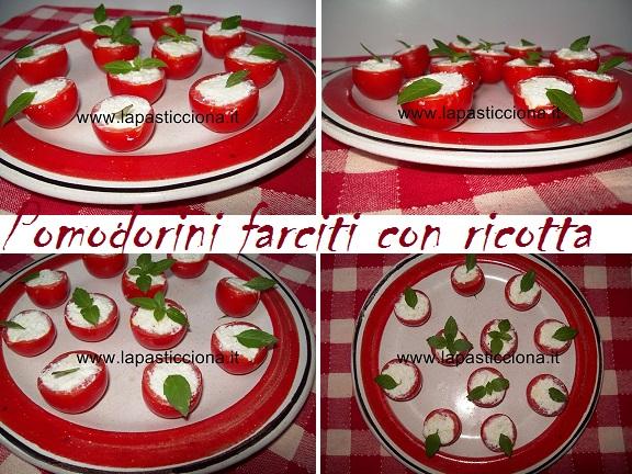 Pomodorini-farciti-con-ricotta-1