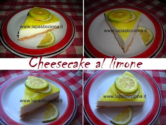 Cheesecake al limone 8
