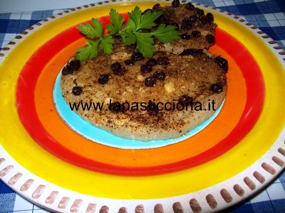 Cipolle di Giarratana gratinate al forno