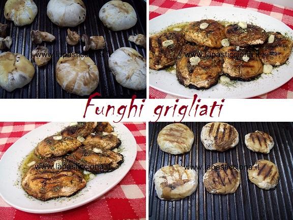 Funghi grigliati 10