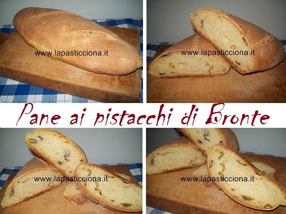 Pane ai pistacchi di Bronte 8