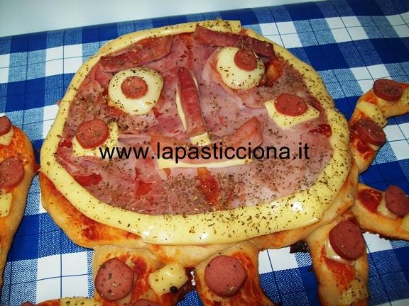 Polpo di pizza