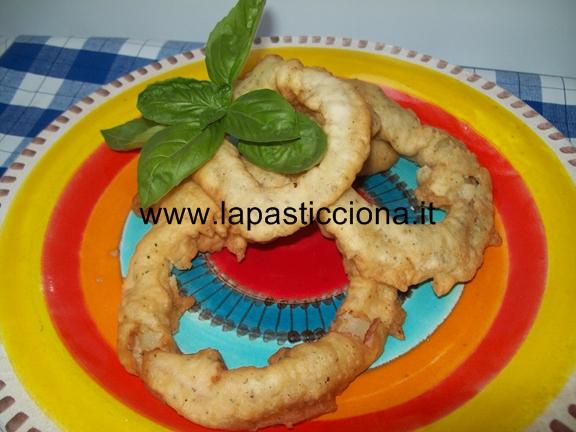 Anelli di cipolla in pastella 9