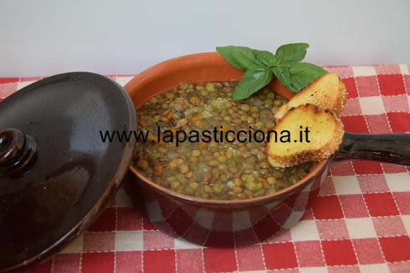Zuppa di lenticchie 1 -