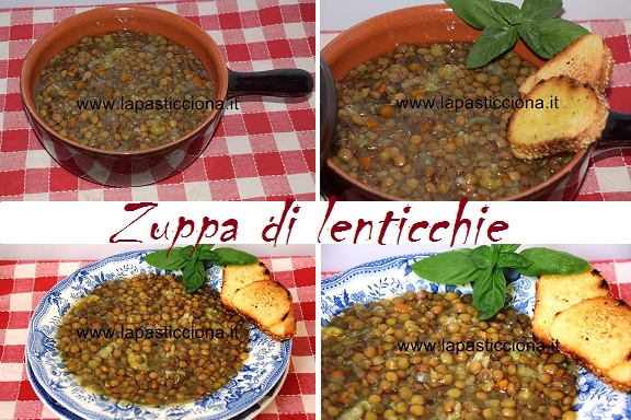Zuppa di lenticchie  2-