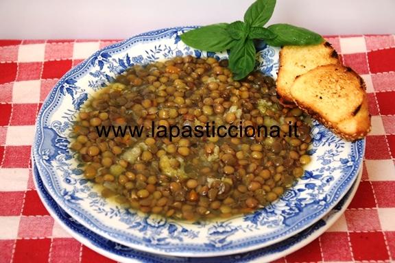Zuppa di lenticchie -3