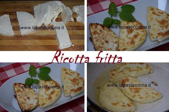 Ricotta fritta  2
