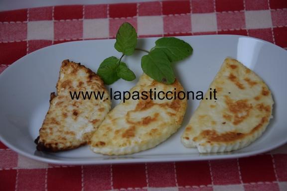 Ricotta fritta 3
