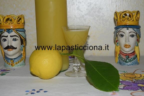 Crema di limoncello Siciliano 1