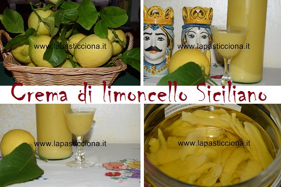 Crema di limoncello Siciliano 2
