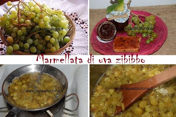 Marmellata di uva zibibbo