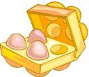 Menù Secondi di uova