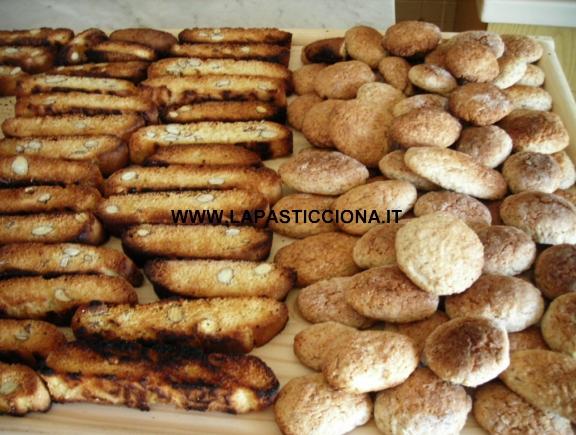 Biscotti alle mandorle tostate