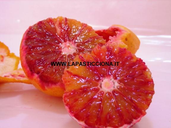 Gelatina di arance rosse