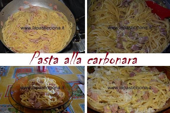 Pasta alla carbonara 8