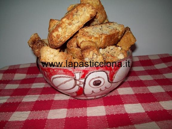 Cantucci salati