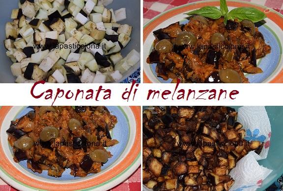 Caponata di melanzane 8