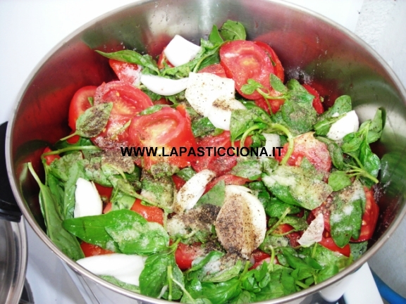 Conserva salsa di pomodori
