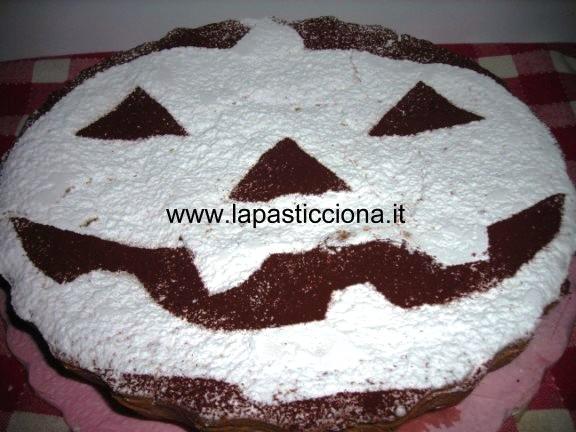 Crostata-Halloween