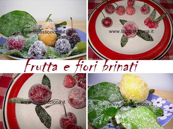 Frutta e fiori brinati 8