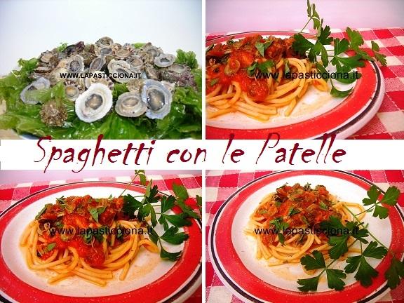 Spaghetti con le Patelle 8
