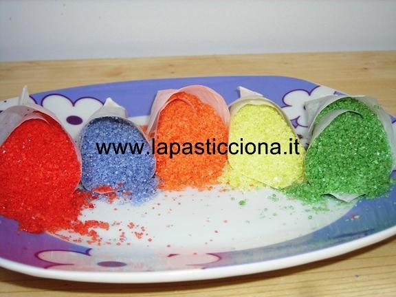 Zucchero colorato 7