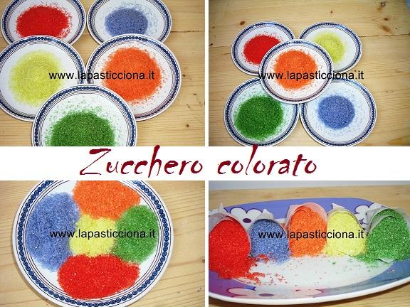 Zucchero colorato 8