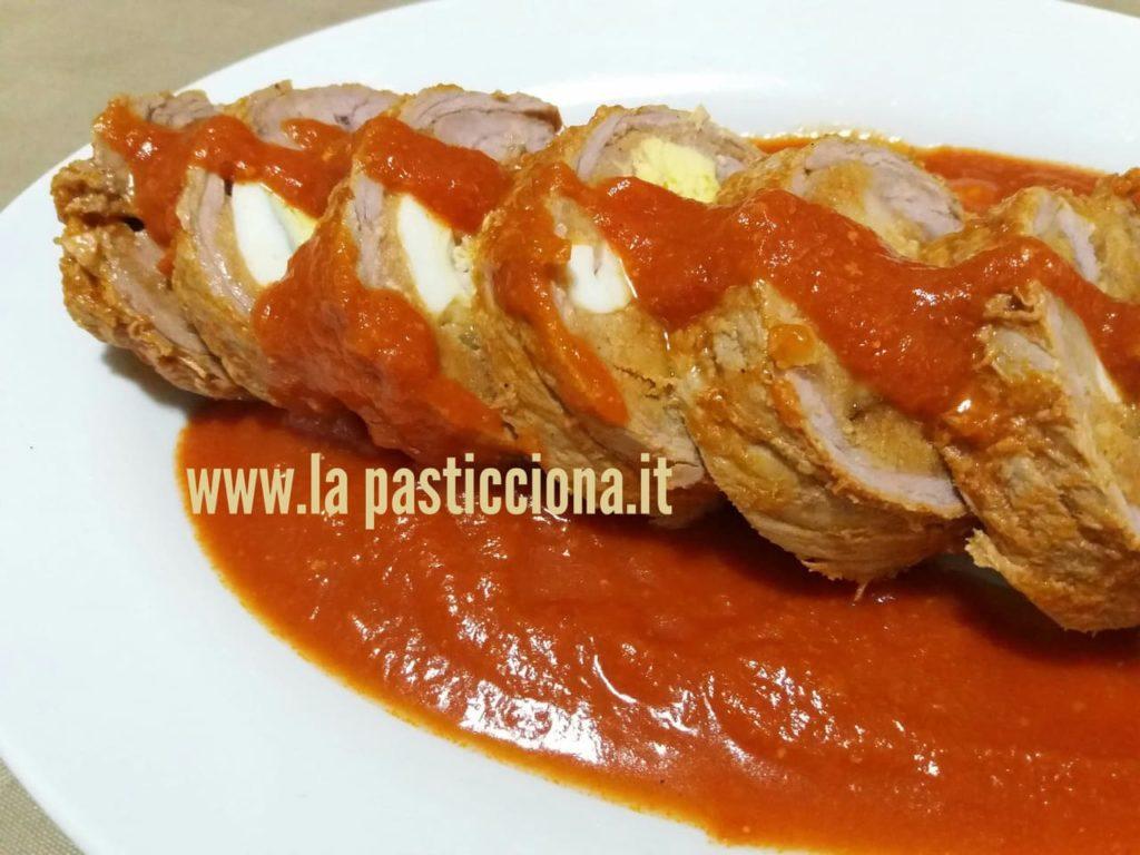 Bruciuluni di carne alla Palermitana
