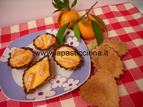 Dolcetti al mandarino 7