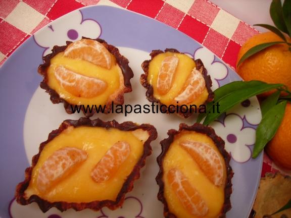 Dolcetti al mandarino 9