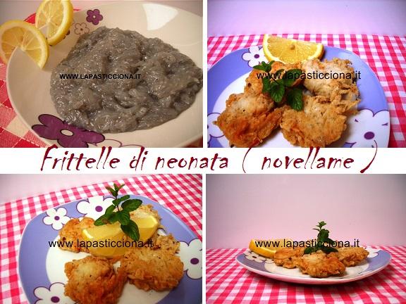 Frittelle di neonata ( novellame ) 2