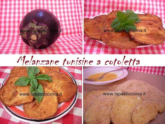 Melanzane tunisine a cotoletta 8