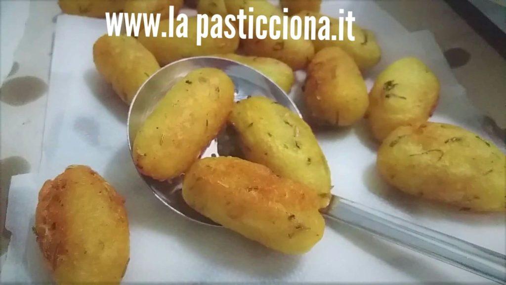 Cazzilli di patate alla Palermitana