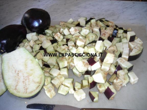 Caponata di melanzane e patate