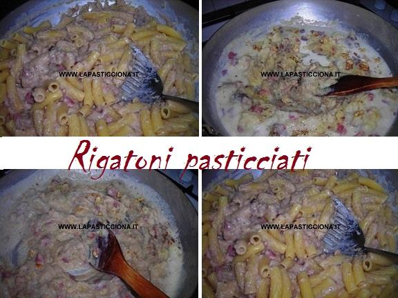 Rigatoni pasticciati 8