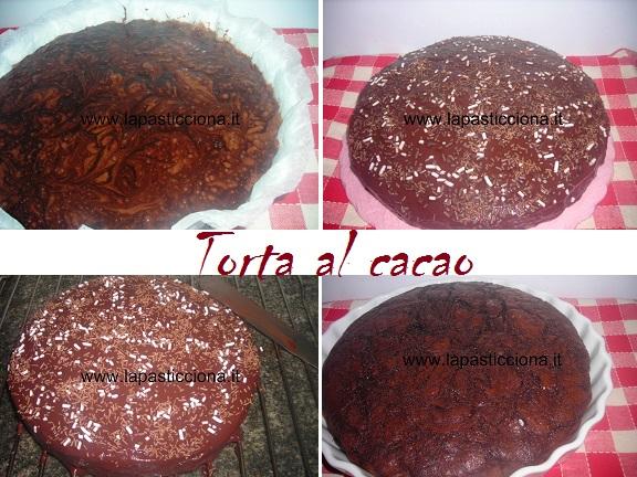 Torta al cacao