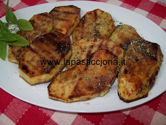 Patate grigliate