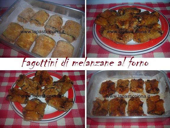 Fagottini di melanzane al forno 8