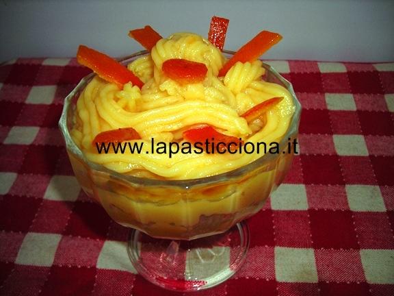 Crema all'arancia in coppa 9