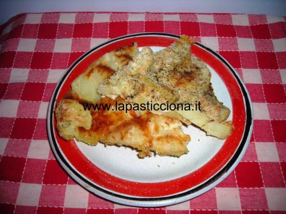 Patate gratinate