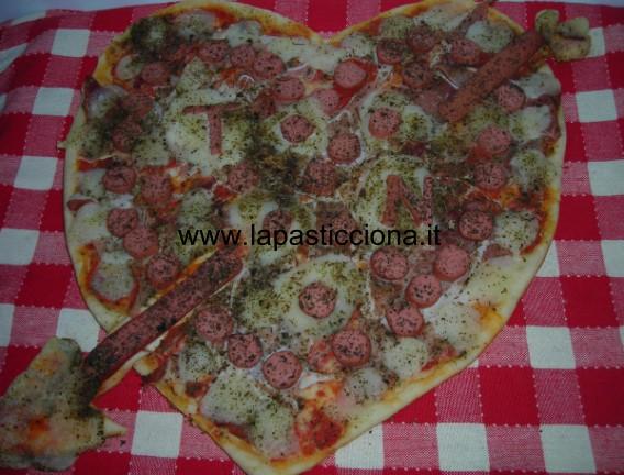 Pizza degli innamorati 7