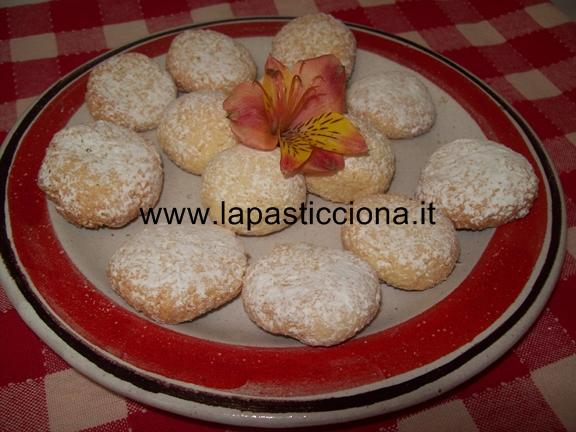 Biscotti al cocco 9