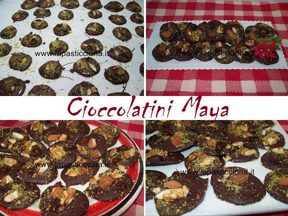 Cioccolatini Maya