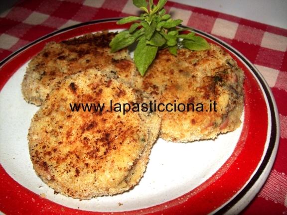 Frittelle di patate e funghi