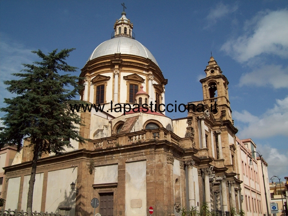 Chiesa di San Francesco Saverio all'albergheria